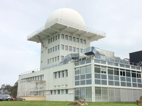 Le radar de Bretagne a été construit en 1968.
