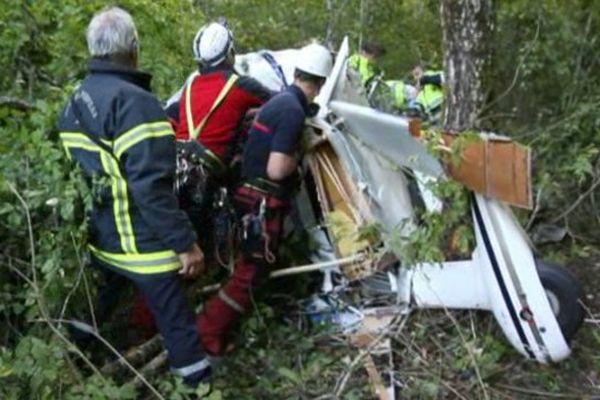 Ce crash avait fait un  mort et un blessé grave le 11 septembre 2014.