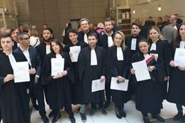 Nice - Dès 13h30, les avocats plaident au TGI de Nice - 19.02.20