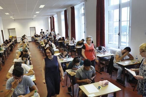 En 2018, 6 964 lycéens passeront le baccalauréat en Limousin, soit 300 élèves de plus qu'en 2017.