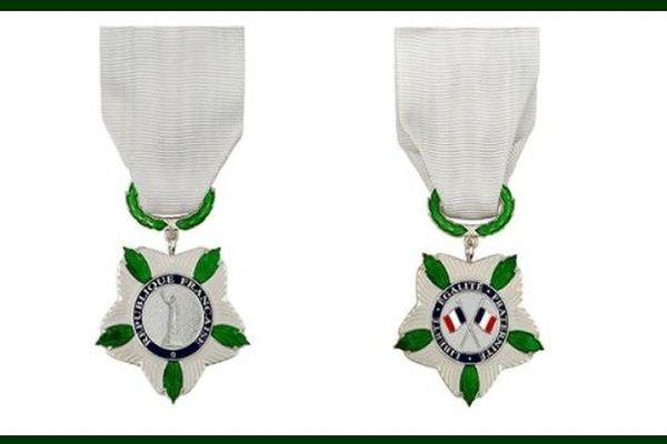 """La """"Médaille de reconnaissance"""" pour 40 victimes du terrorisme."""