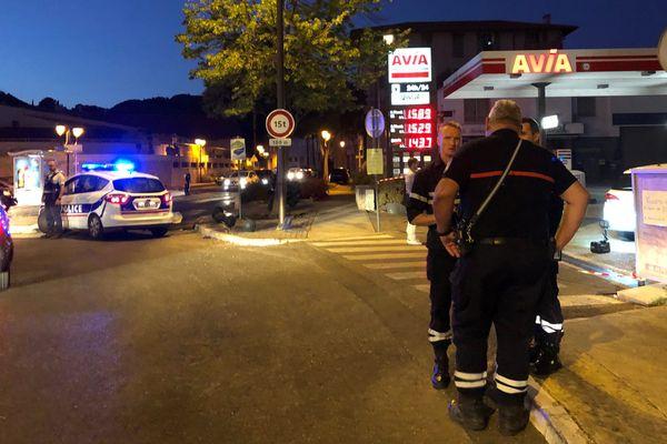 La fusillade d'Ollioules, dimanche 28 juillet, a fait trois morts.