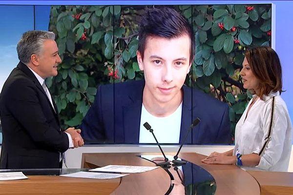 Marin a appris sa nomination dans la presse, une surprise pour le jeune homme mais aussi une grande fierté