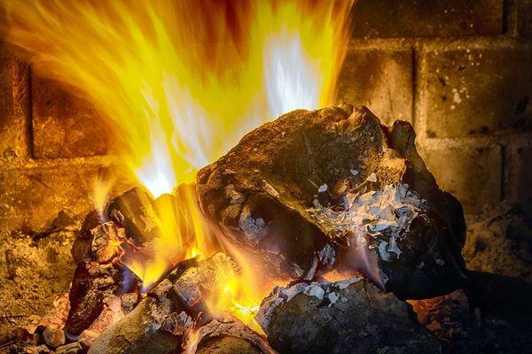 Un tiers des incendies domestiques sont des incendies de cheminée.