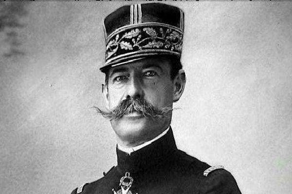 Le général Marcel Serret, mort au combat en 1916