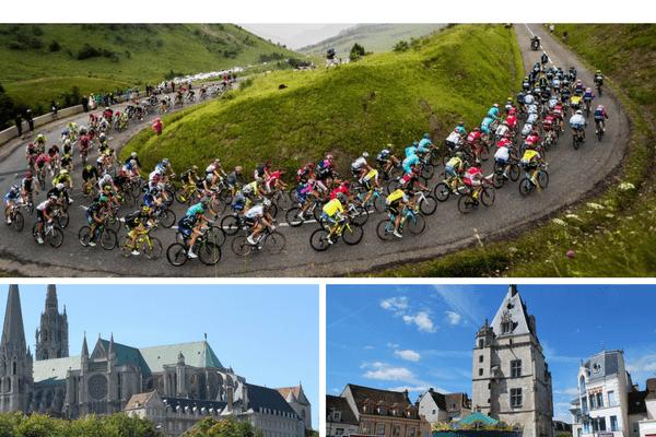 Tour de France - Dreux - Chartres