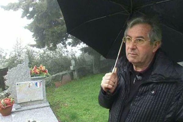 Jean-Noël Aïqui, responsable du musée de la résistance corse à Zonza