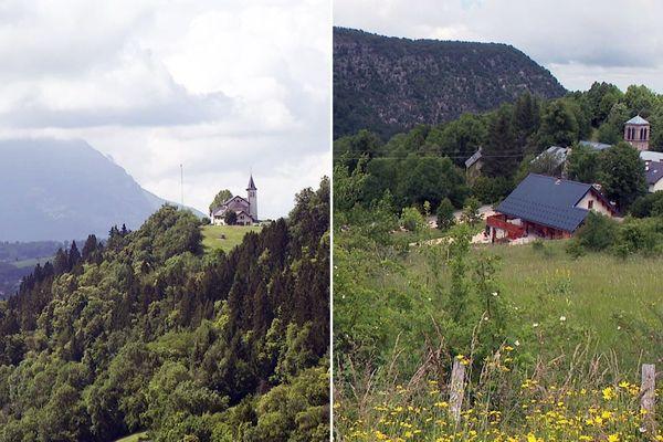 Dans les Alpes du Nord, seuls deux petits villages ruraux sont sans candidats, Saint-Sylvestre en Haute-Savoie et Malleval-en-Vercors en Isère.