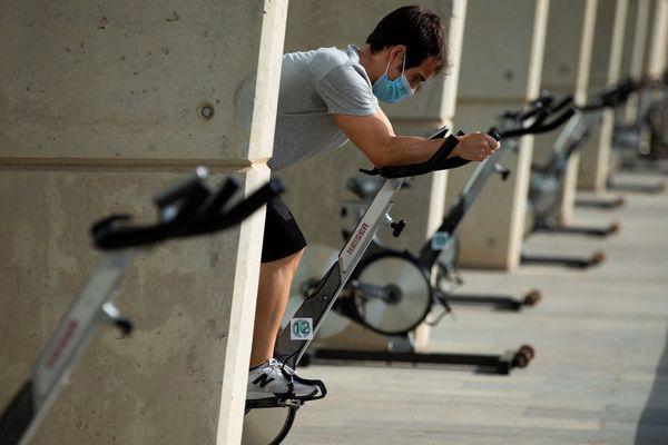 La grande majorité des habitants du Centre-Val de Loire n'a pas modifié ses pratiques sportives pendant le confinement