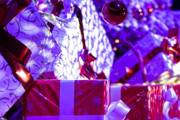 Un fourgon plein de cadeaux de Noël a été dérobé - Photo d'illustration