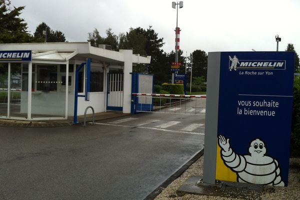 L'usine Michelin de la Roche-sur-Yon