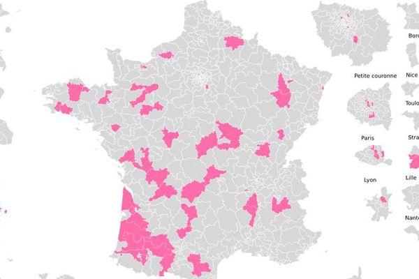 Le PS qualifié pour le second tour des législatives 2017 dans 65 circonscriptions.