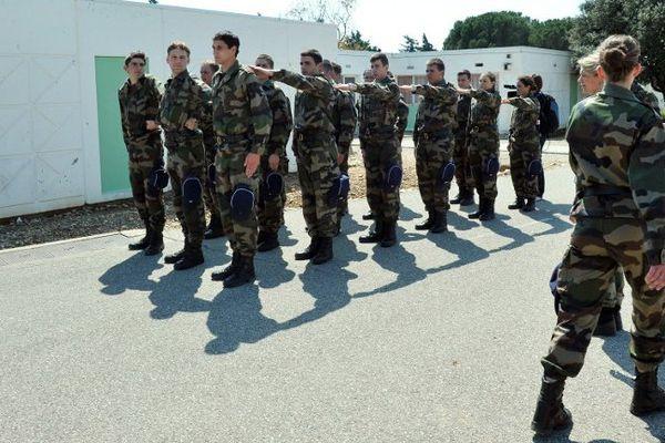 ILLUSTRATION- Quelque 130 réservistes corses vont être mobilisés pour seconder les autorités dans leur missions de surveillance et de contrôle.