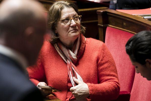 Nadia Essayan, députée de la 2 eme circonscription du Cher à l'assemblée nationale.