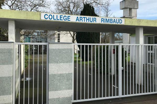 25 cas de covid 19 au collège Arthur Rimbaud à Donges