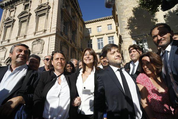 Michèle Rubirola, nouvelle maire de Marseille.