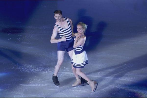 Pernelle Carron et Lloyd Jones