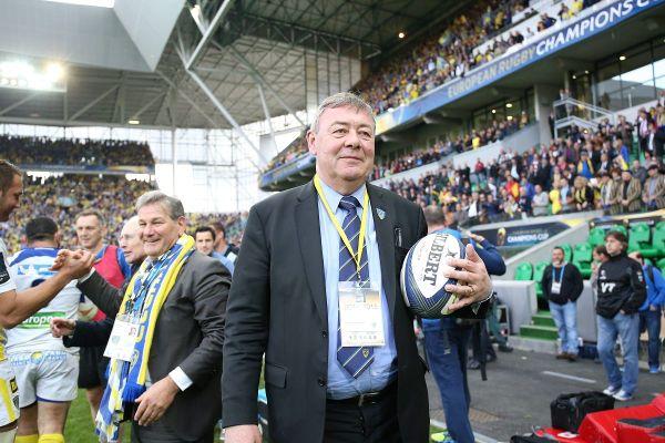 Le président de l'ASM Clermont Auvergne Eric de Cromières est mort à l'âge de 66 ans des suites d'un cancer dans la nuit du mercredi 22 au jeudi 23 juillet.
