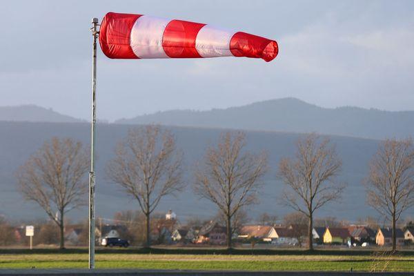 Vigilance jaune ce samedi en Alsace