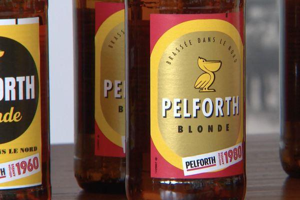 La bière Pelforth fête ses cent ans.
