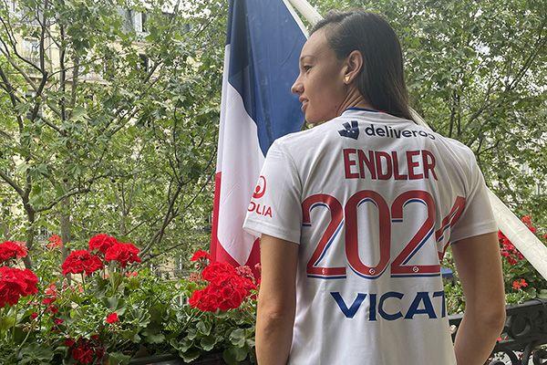 La Chilienne Christiane Endler a rejoint le PSG en 2017 et a été élue meilleure gardienne de division 1 avant son arrivée à Lyon en 2021