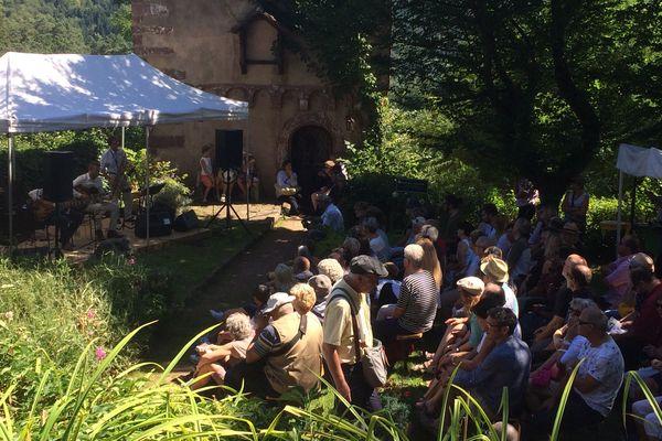 Le festival Au grès du jazz, avec le concert de Jazzistics le 6 août.
