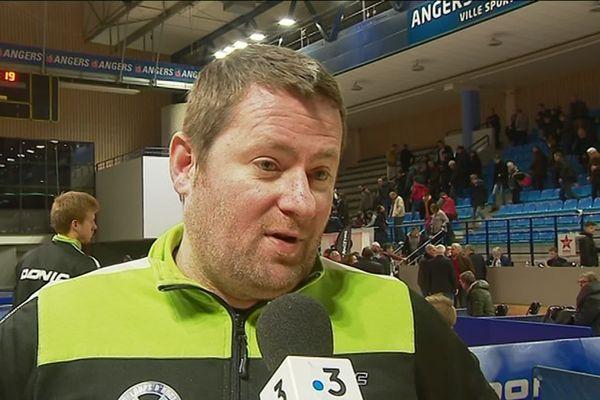 David Pilard l'entraîneur angevin a-t-il donné la consigne de perdre ?