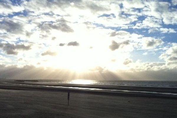 Dunkerque : voici le genre de paysages que les 24 heures de longe-côte permettent d'admirer