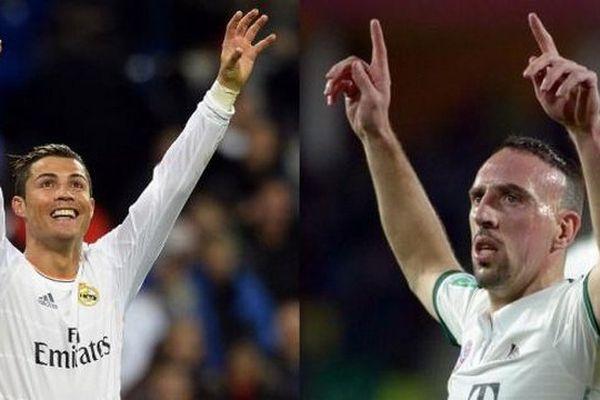 Ballon d'or : Ronaldo ou Ribéry ?