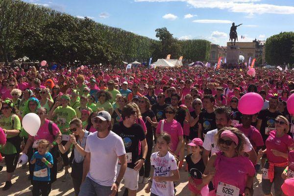 """La Montpellier Reine est organisée chaque année par l'association """"La Montpellier-Reine a du Coeur""""."""