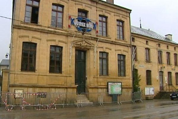 Mairie de Boulzicourt (08)
