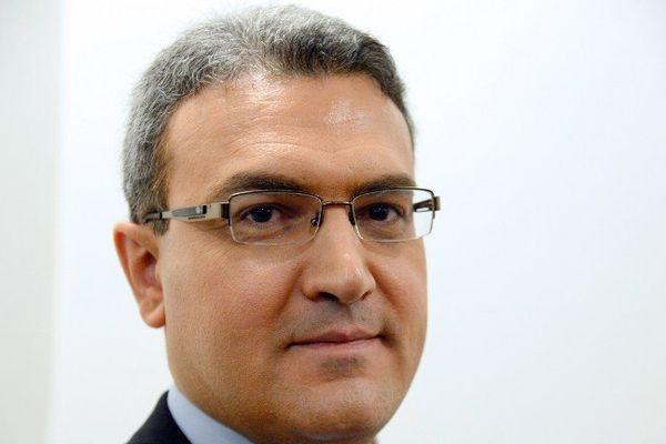 Aymeric Chauprade est géopoliticien. Avec ce siège de député européen, il obtient son premier mandat politique.