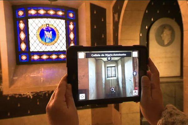 Une visite en réalité virtuelle de la Conciergerie.