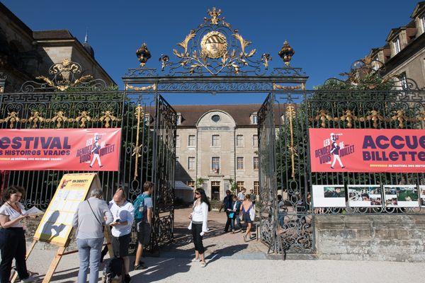 Lors de la première édition à Autun, le 15 juillet 2017.