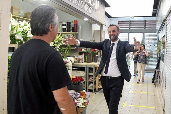 Samedi 4 juillet, Michaël Delafosse sera élu le nouveau maire de Montpellier après sa nette victoire sur Philippe Saurel et Mohed Altrad.