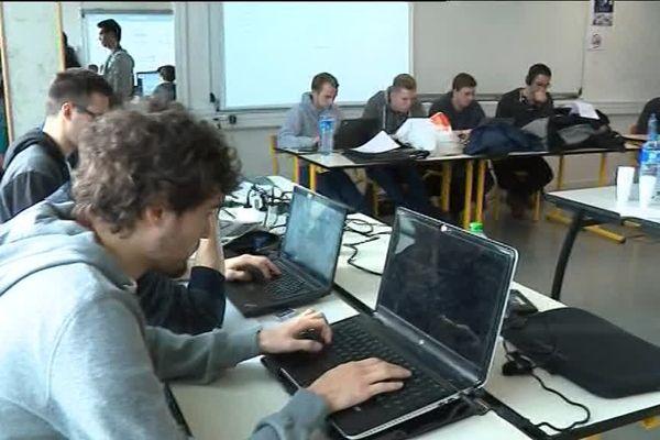 """la finale européenne du concours mondial des étudiants en cybersecurité : le """"CSAW"""""""
