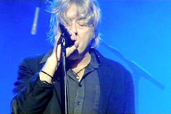 Le chanteur belge Arno