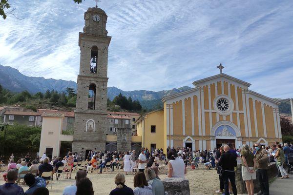 "Le dernier numéro de ""Per sti lochi"" aura pour cadre le village de Casamaccioli, théâtre de la Santa di u Niolu."