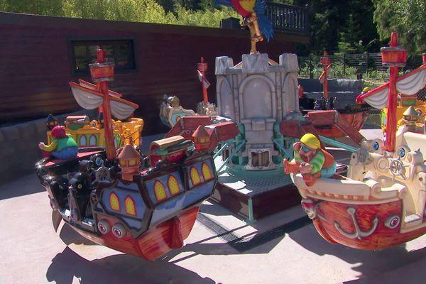 Le parc d'attractions Fraispertuis City situé dans les Vosges va rouvrir le week-end du 11 juillet.