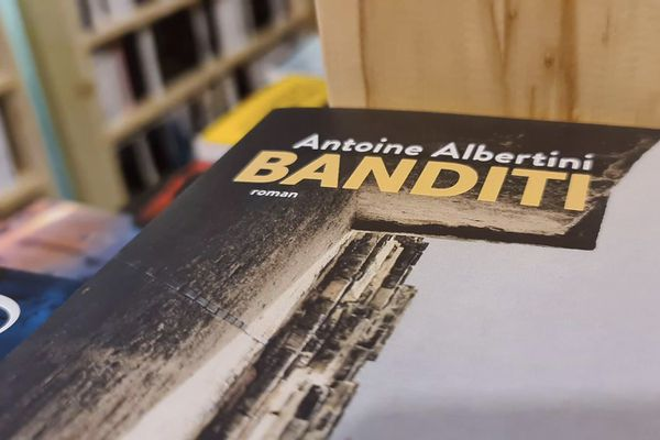 Banditi, nouveau roman d'Antoine Albertini