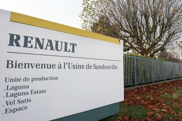 Les salariés de Renault Sandouville craignent pour l'avenir de leur site.