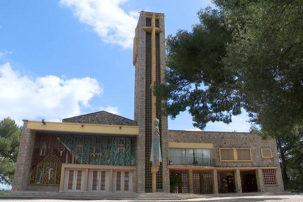 La chapelle Notre Dame de Consolation à Hyères.