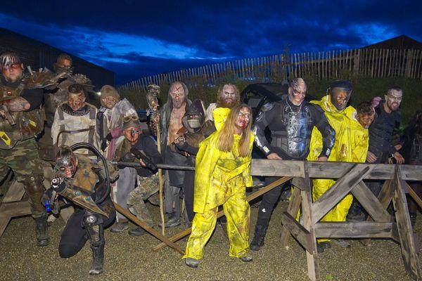 Pour les visiteurs les plus téméraires, les soirées « Horror Nights – Traumatica » à Europa-Park.