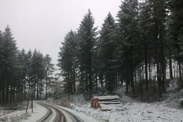 De la neige est attendue ce mercredi 28 février.
