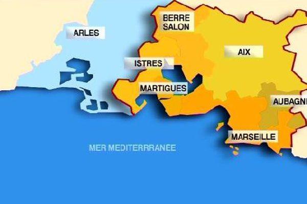 Les contours de la future Métropole dont le président doit être élu ce lundi.