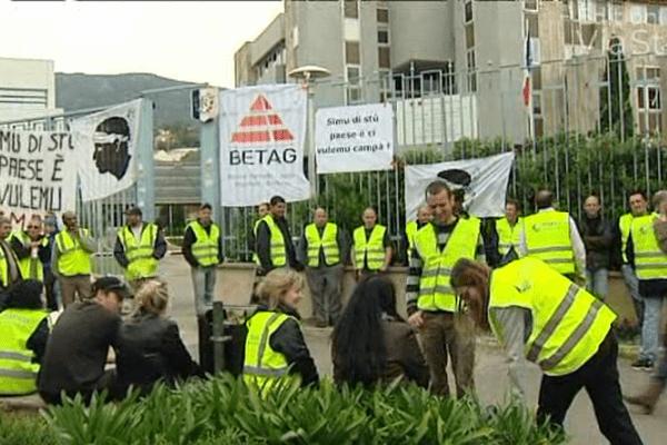 Bastia, 1er avril 2014