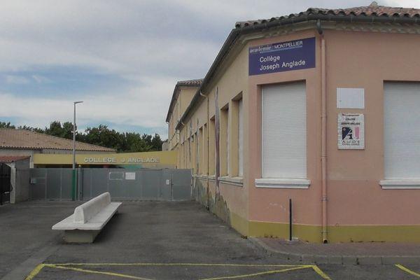 Une soixantaine d'élèves et leurs professeurs ont été placés à l'isolement suite à la détection de plusieurs cas de Covid-19 au collège Joseph-Anglade, à Lézignan-Corbières.