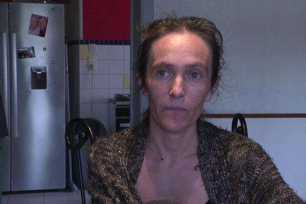 La maman d'Alison dans le coma après un accident médical témoigne