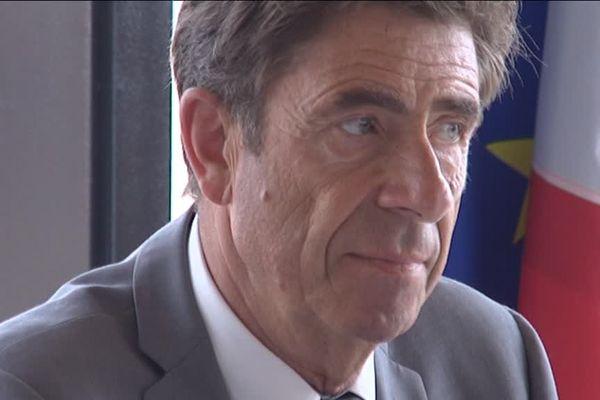 Charles-Ange Ginésy est le nouveau président du conseil départemental des Alpes-Maritimes