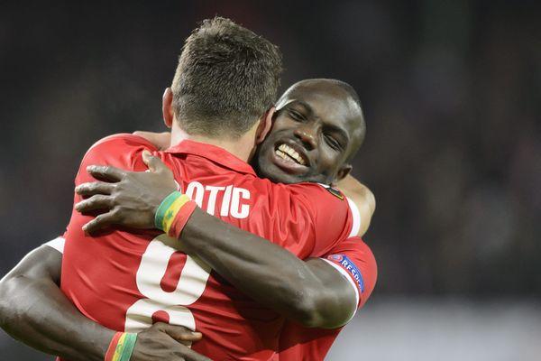 Avec deux buts marqués une passe décisive, Moussa Konaté a été désigné meilleur joueur pour le mois de mars.